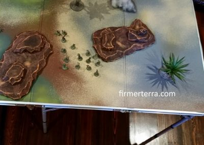 ALPHA Game Table by Firmer Terra LLC, an epic 6x4 gaming table 11