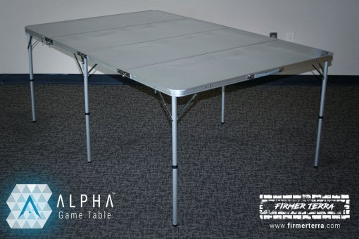 ALPHA Game Table - an epic 6x4 gaming table 5