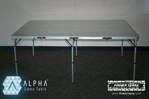 ALPHA Game Table - an epic 6x4 gaming table 4