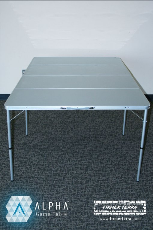 ALPHA Game Table - an epic 6x4 gaming table 7