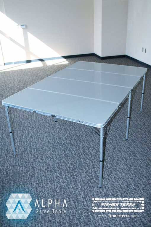 ALPHA Game Table - an epic 6x4 gaming table 2