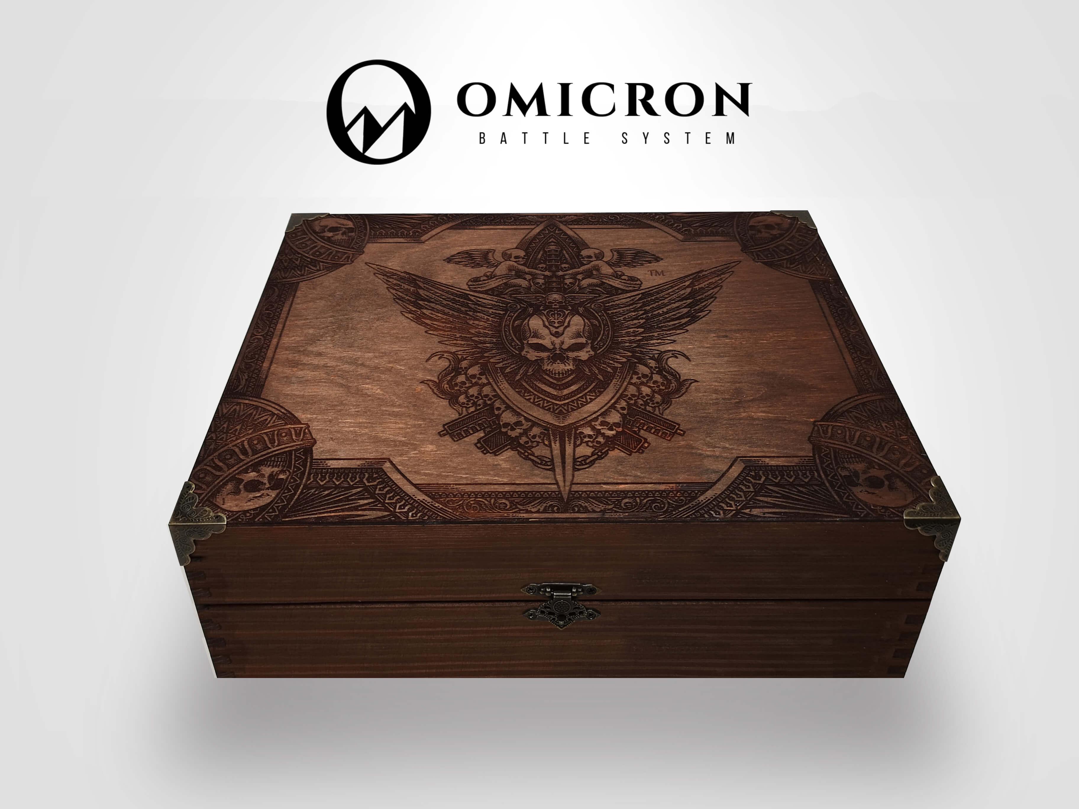 OMICRON - Indiegogo 4