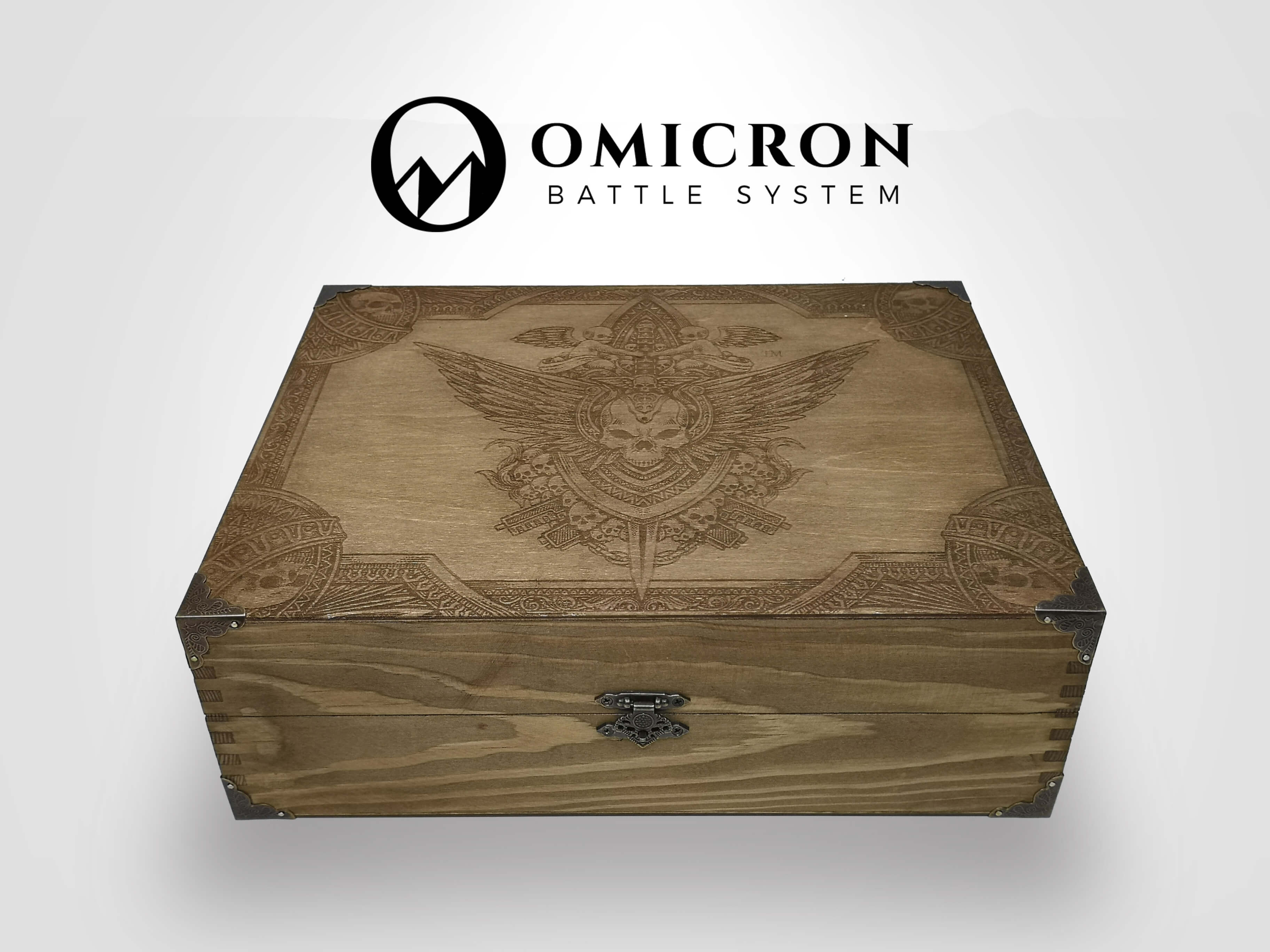 OMICRON Battle System - Organize Your Chaos in Style 4