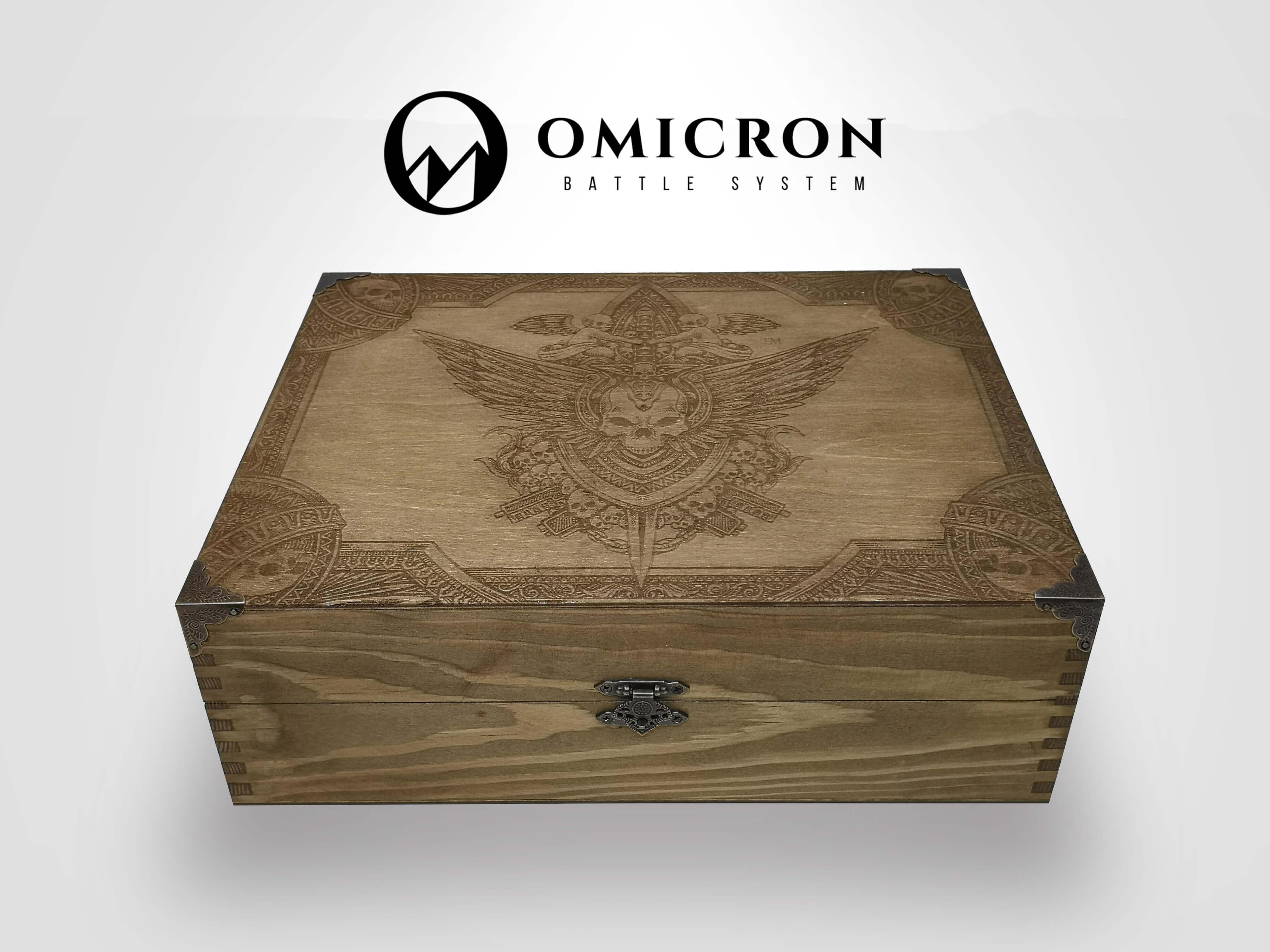 OMICRON - Indiegogo 1