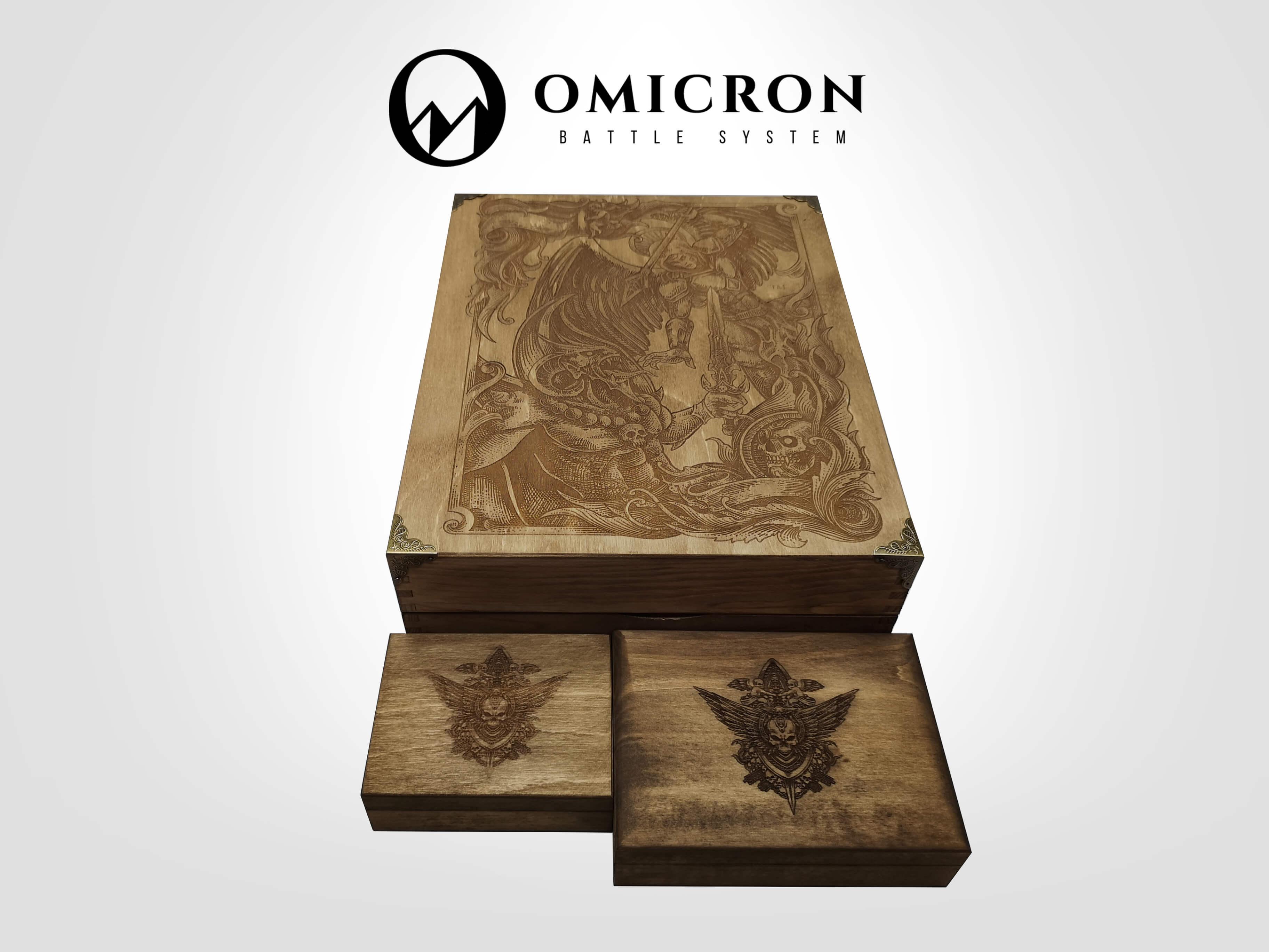 OMICRON - Indiegogo 8