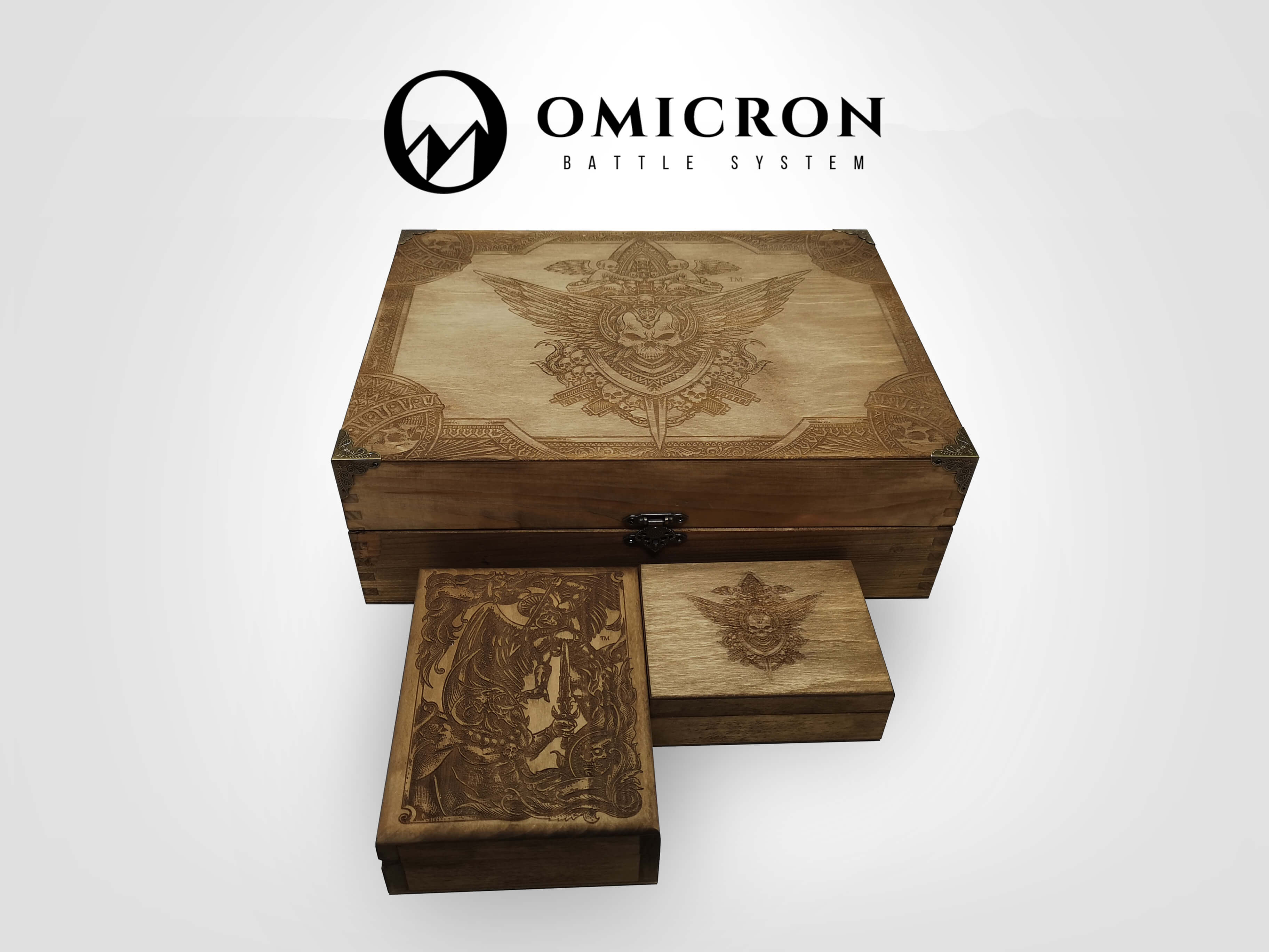 OMICRON - Indiegogo 6